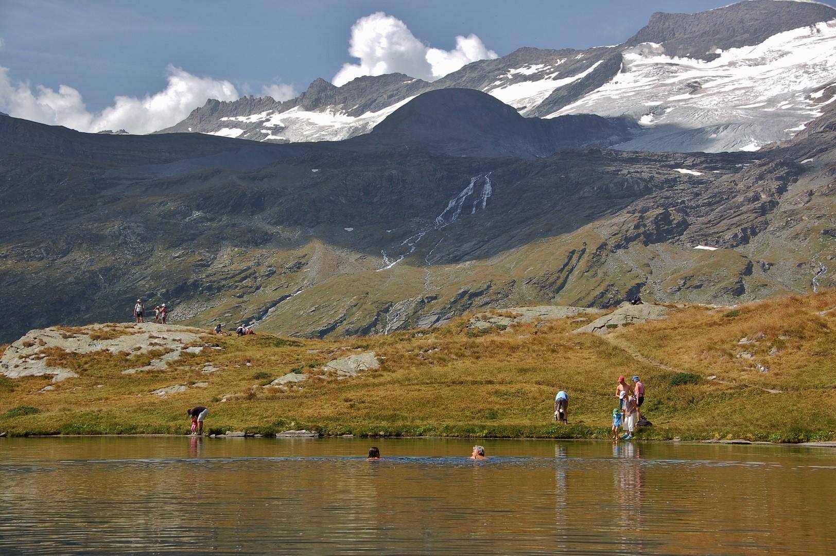 Val Cenis - Randonnée du Lac Blanc, dans le coeur du Parc national de la Vanoise