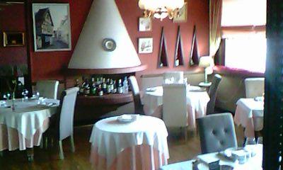 Hostellerie Le Lion d'Or Salle de restaurant Ⓒ Hostellerie Le Lion d'Or
