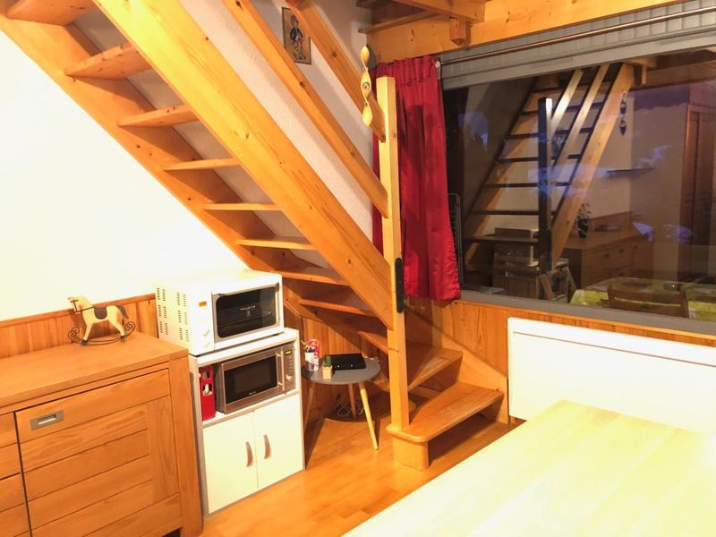 Apartment Residence La Sapinière // Massif des Brasses