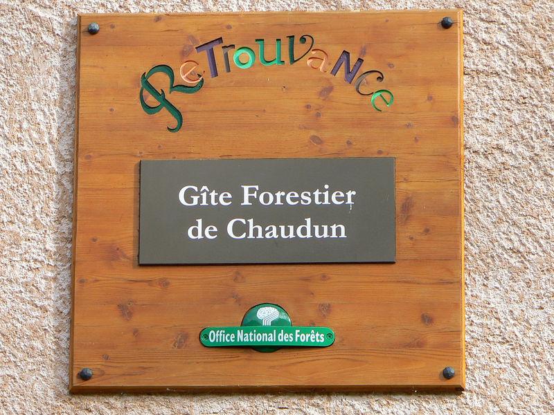 Maison forestière ONF de Chaudun