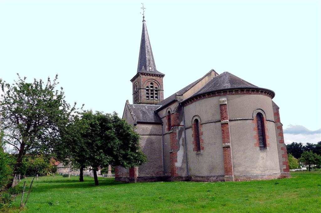 Eglise Saint-Jacques Limoise