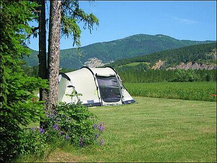 camping la Source St Pierre d'Argençon - © camping la Source St Pierre d'Argençon