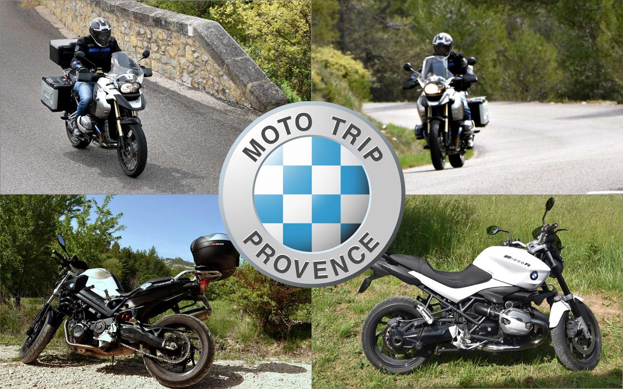 Moto Trip Provence