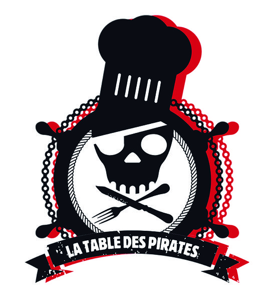 La Table des pirates