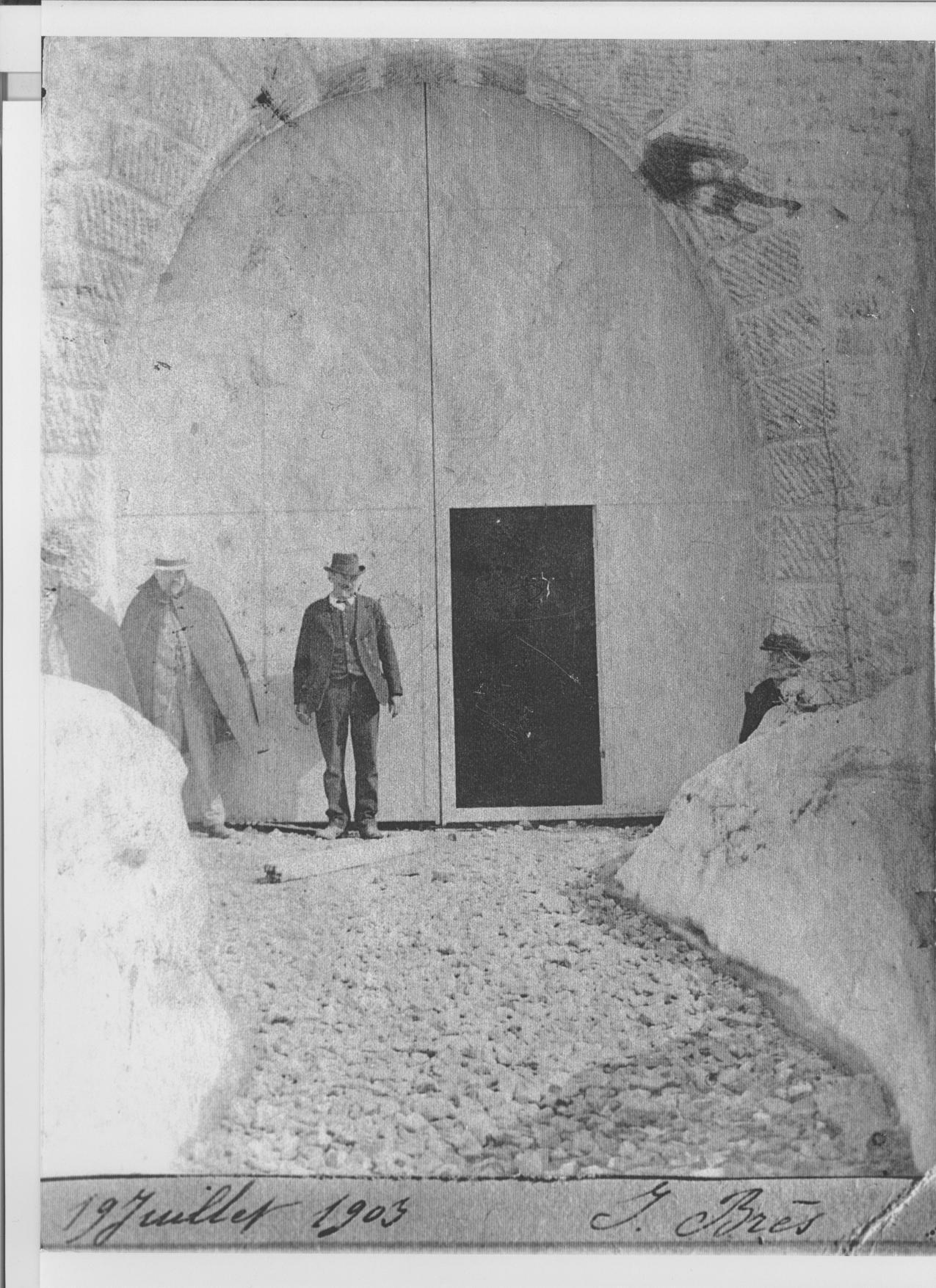 Tunnel du Parpaillon