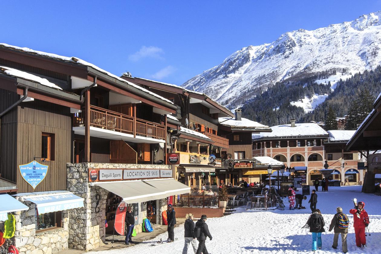 ski valmorel