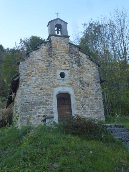 Journées du patrimoine - Chapelle de Ferrières