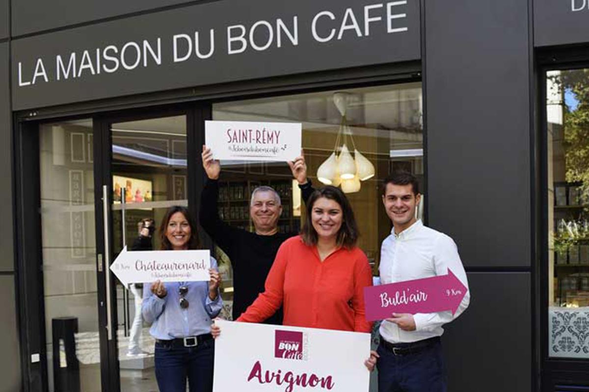 La Maison du Bon Café - Avignon Tourisme - Avignon Tourisme