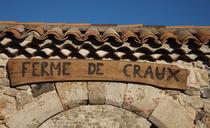 Visite et rencontres à la ferme de Craux - Genestelle