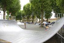 Skate Park rampe Ⓒ Mairie de Montluçon