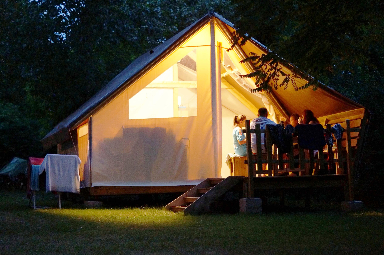 Camping l'Orée du Lac