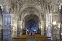 Intérieur de l'abbaye - creditOTAIXLESBAINS_G_Lansard
