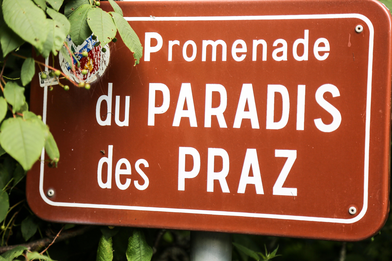 Balade Paradis des Praz