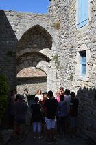 Visite de groupes - village de Gras - Gras