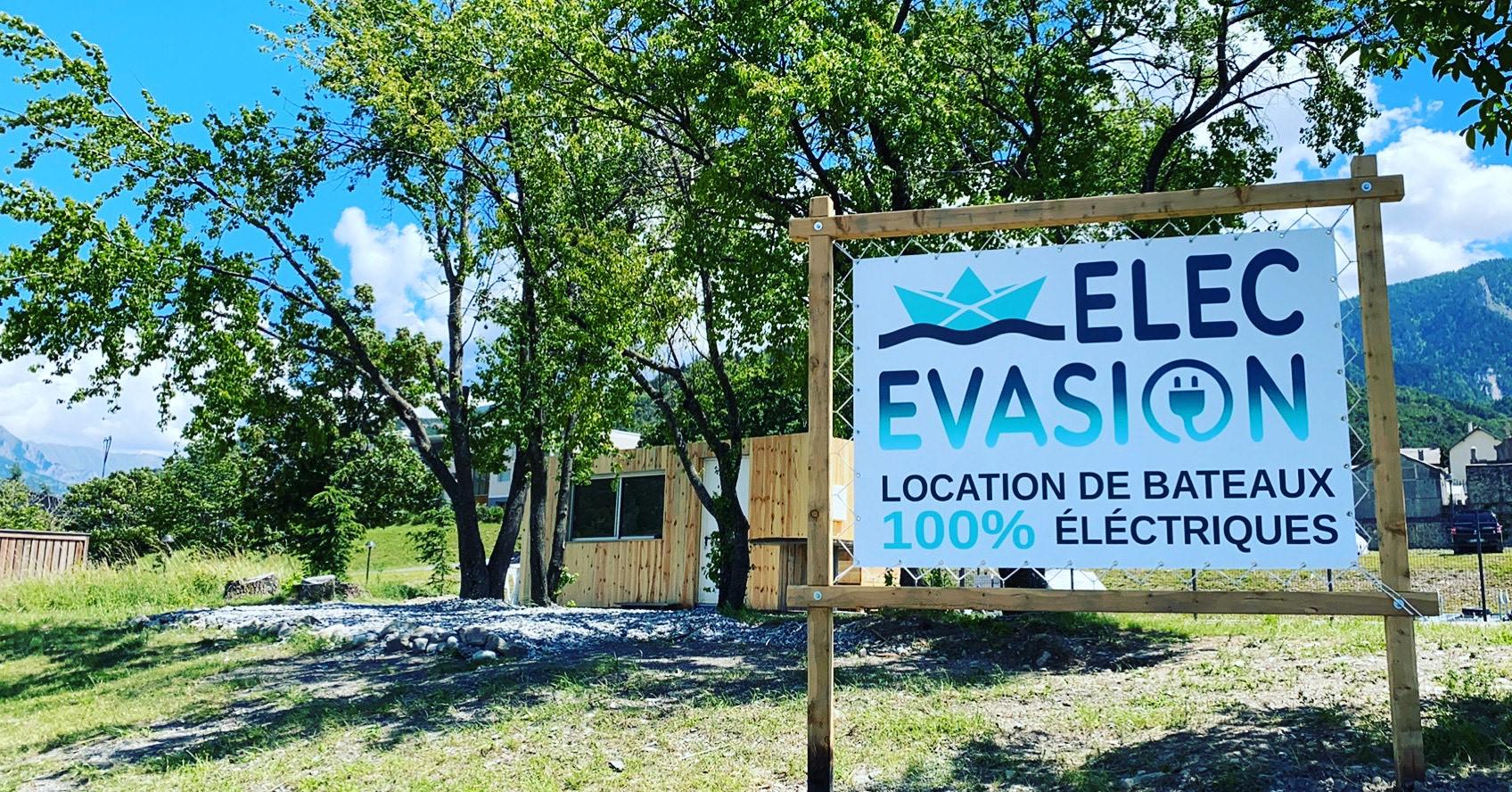 ELEC EVASION Location de bateaux électriques