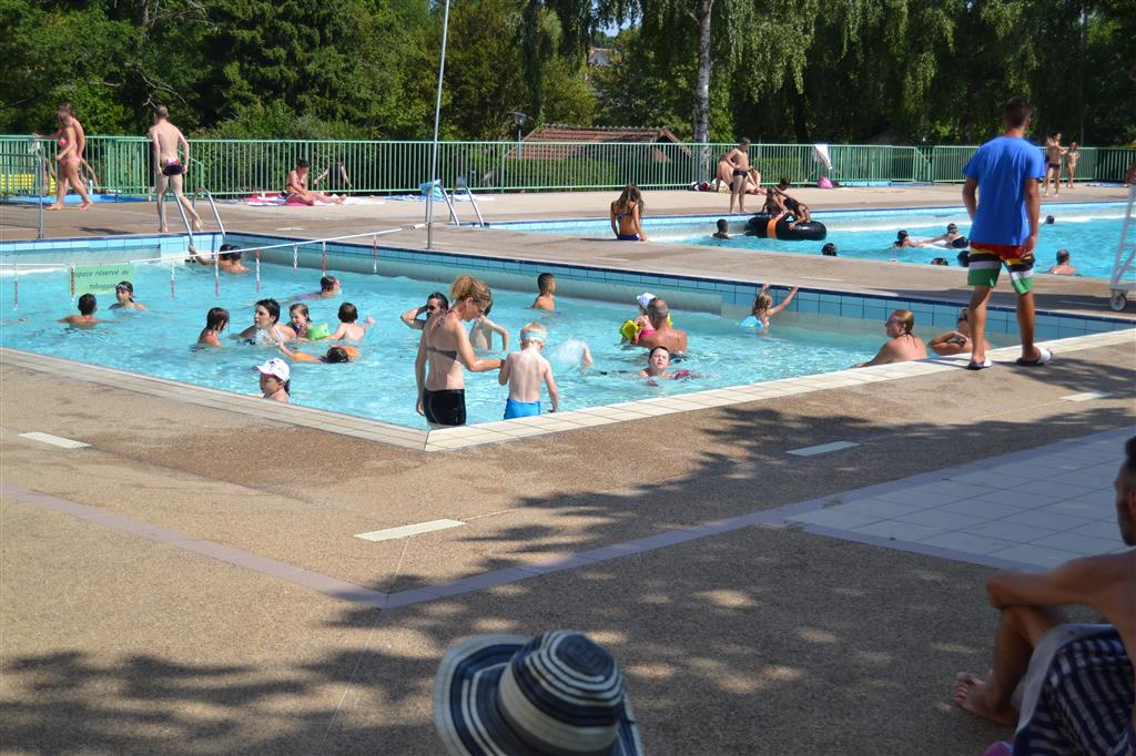 Piscine municipale Petit bassin Ⓒ J Lami