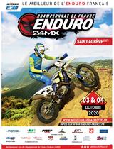 2ème manche du championnat de France d'enduro 24 MX - Saint-Agrève