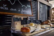 Hôtel Ibis Le Bistrot auvergnat : plateau de fromages Ⓒ Hôtel Ibis - 2019