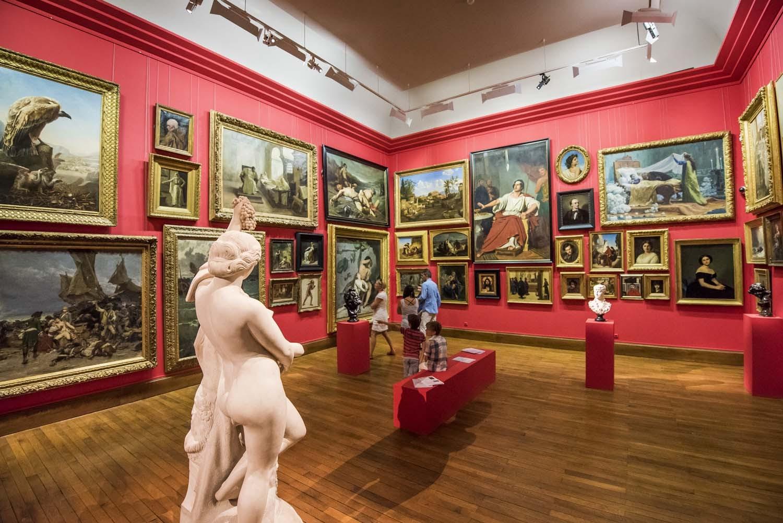 Musée Anne de Beaujeu Ⓒ Luc OLIVIER CDT03