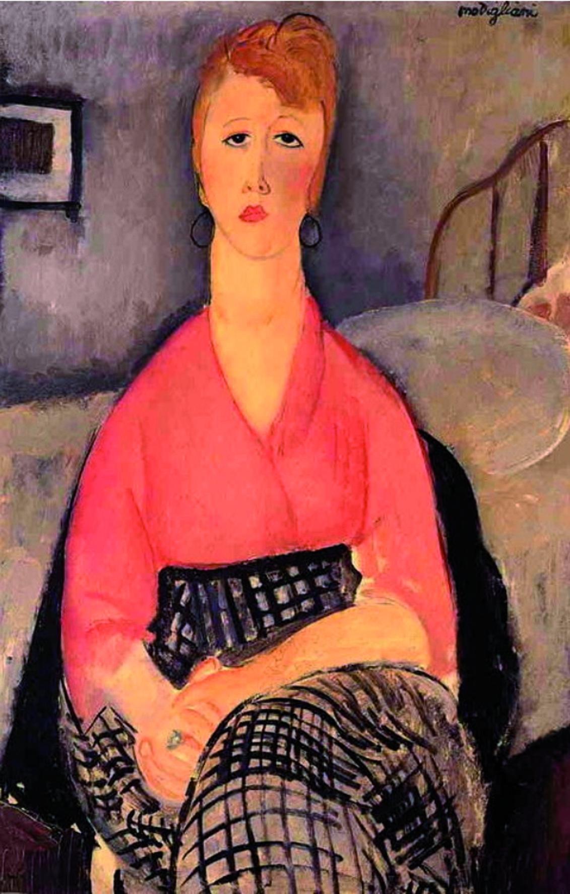 Modigliani au Musée Angladon