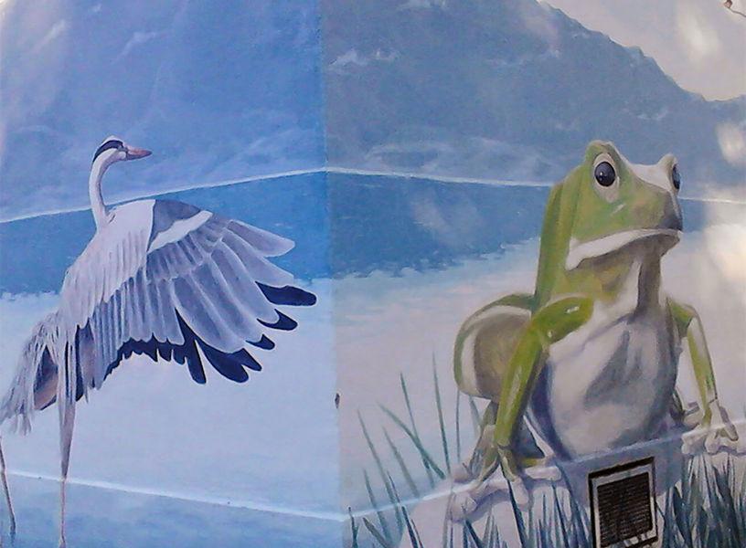 Randonnée Alpes - Office de Tourisme Aix les Bains, rando Alpes, randonnée VTT Savoie - Circuit découverte : Fresques et Trompe-l