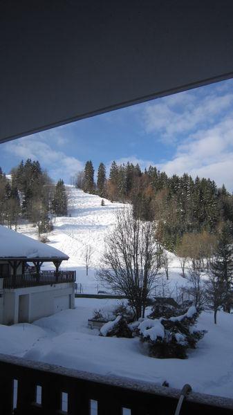 Studio - Résidence Fleurs des Alpes // meublés classés en location sur le Massif des Brasses