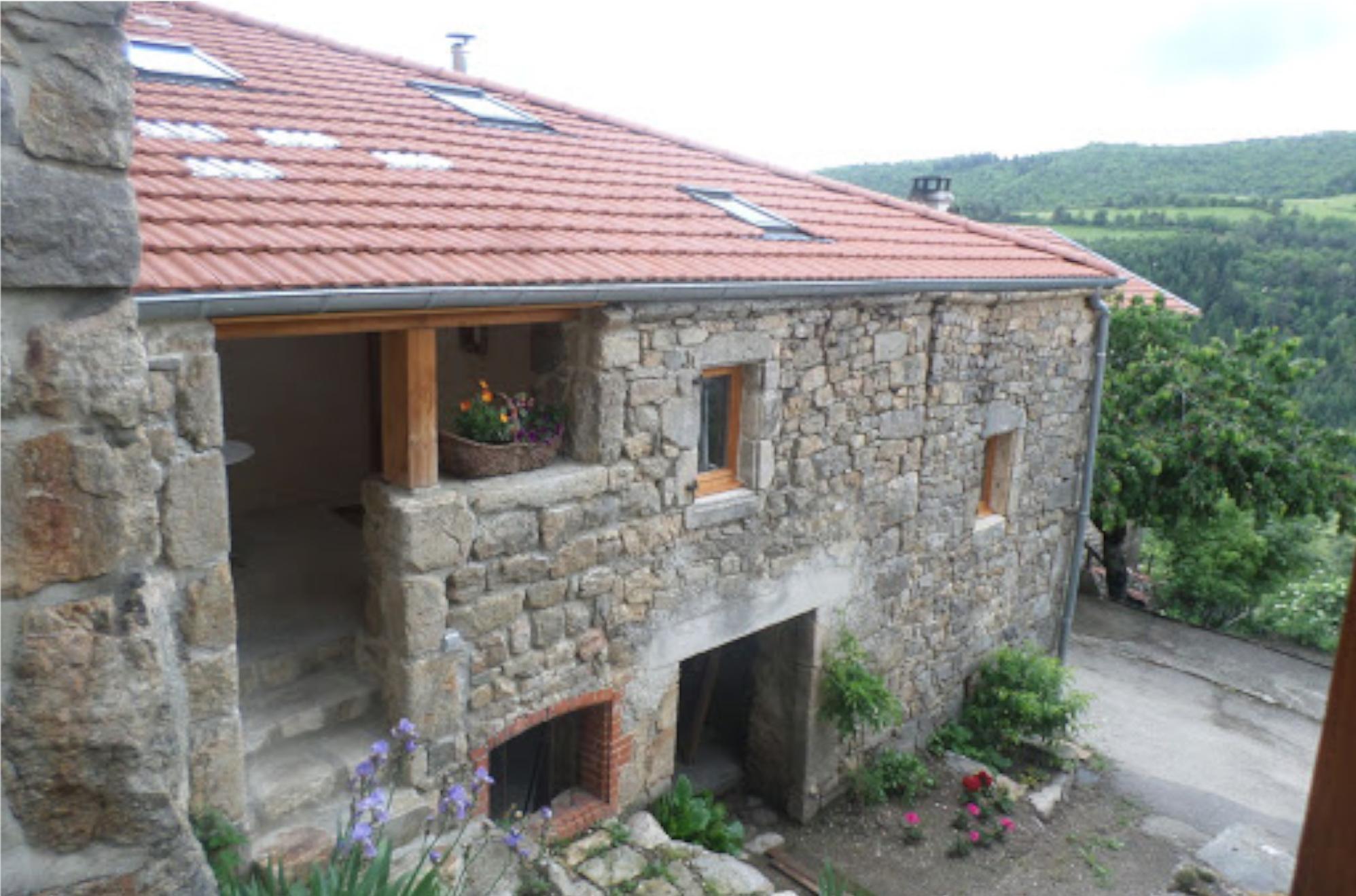 Gîte Les queues rousses (Saint-Symphorien-de-Mahun,Ardèche