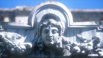 detail tete chateau de la Roche au roi credit OTAIXLESBAINS JL_Rigaux