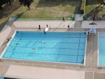 Piscine municipale Grand bassin Ⓒ J Lami