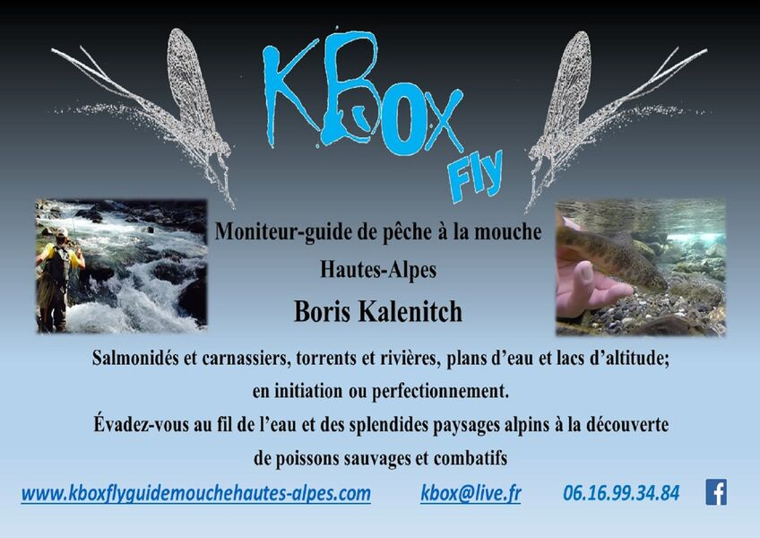 Kbox Fly - Boris Kalenitch à Manteyer - © Boris Kalenitch