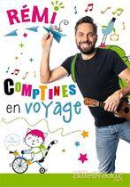 Rémi Comptines en Voyage Affiche