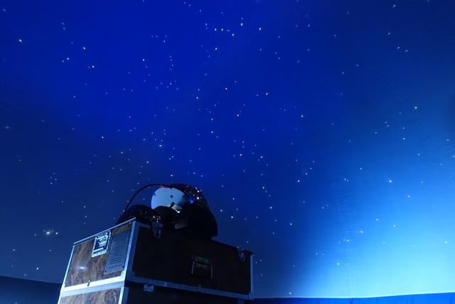 Alle leuke evenementen! : Planétarium : vers les étoiles