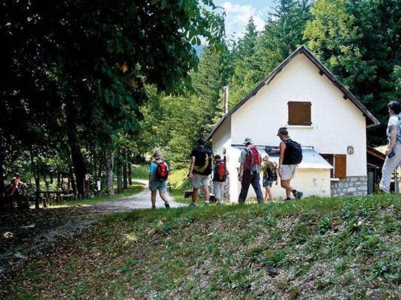 Maison Forestière ONF de Recours - � ONF