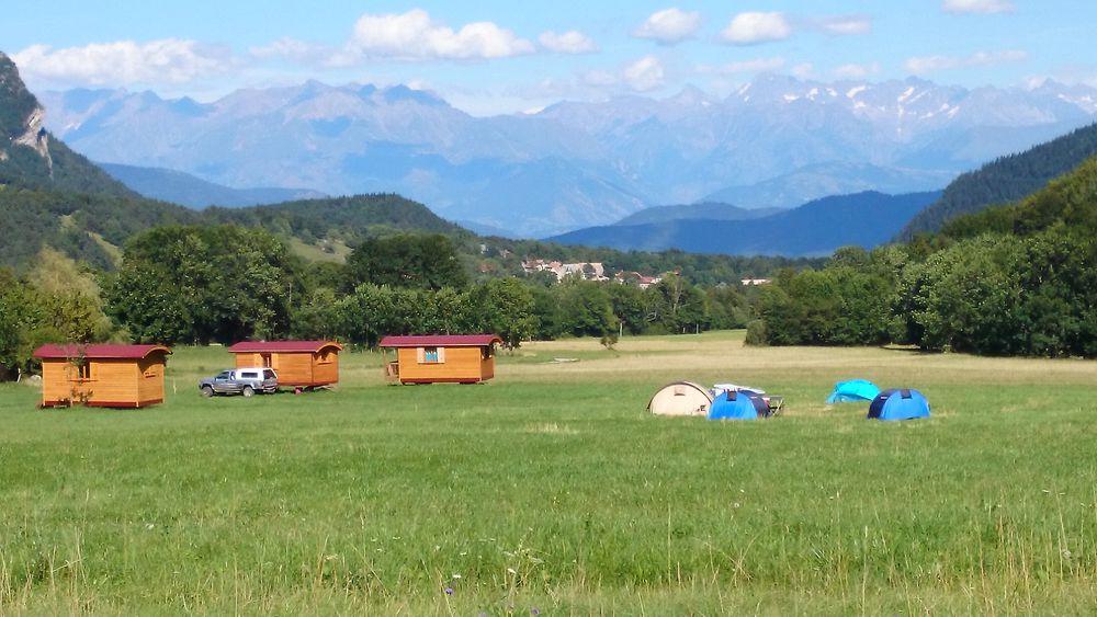 Camping la Ferme du Pas de l'Aiguilleuille