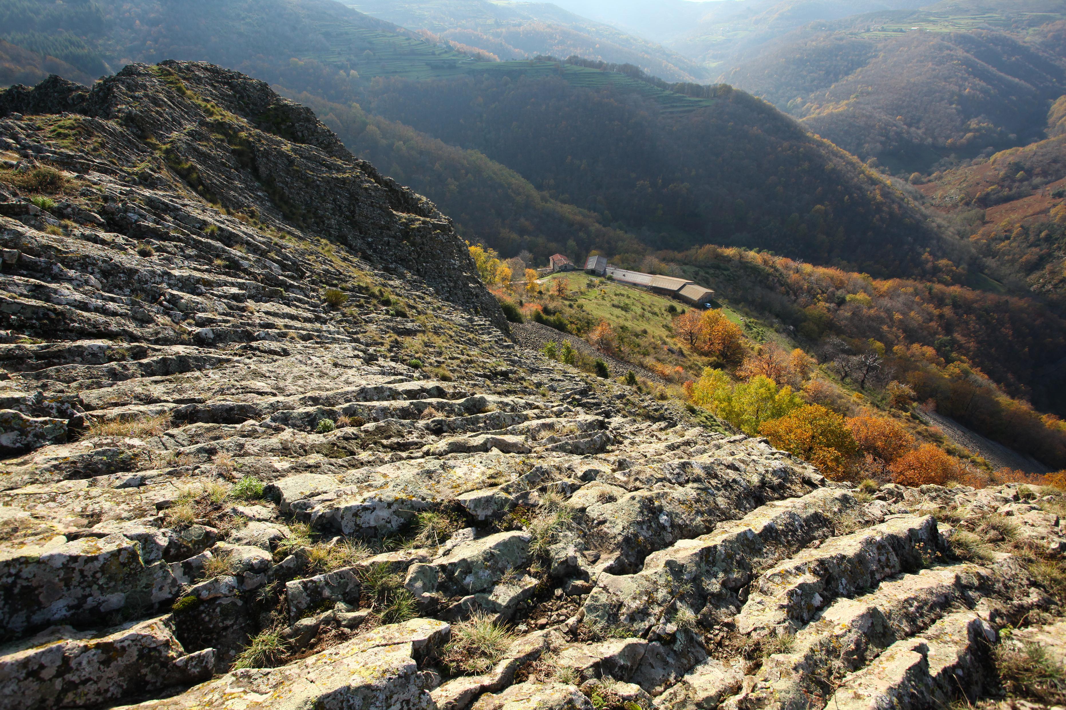 Nature & the big outdoors : Rocher d'Ajoux