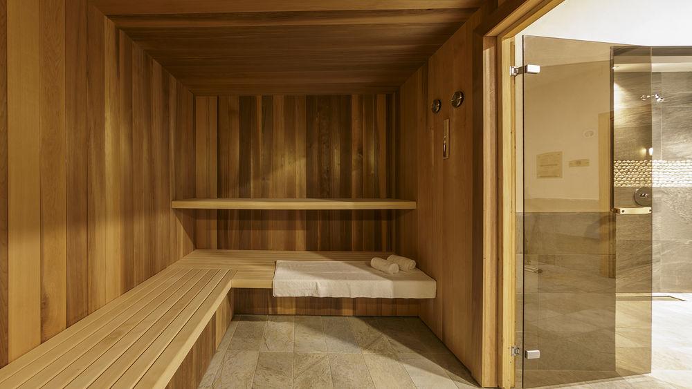 Le Napoléon - Sauna et hammam - © Cédric Chauvet