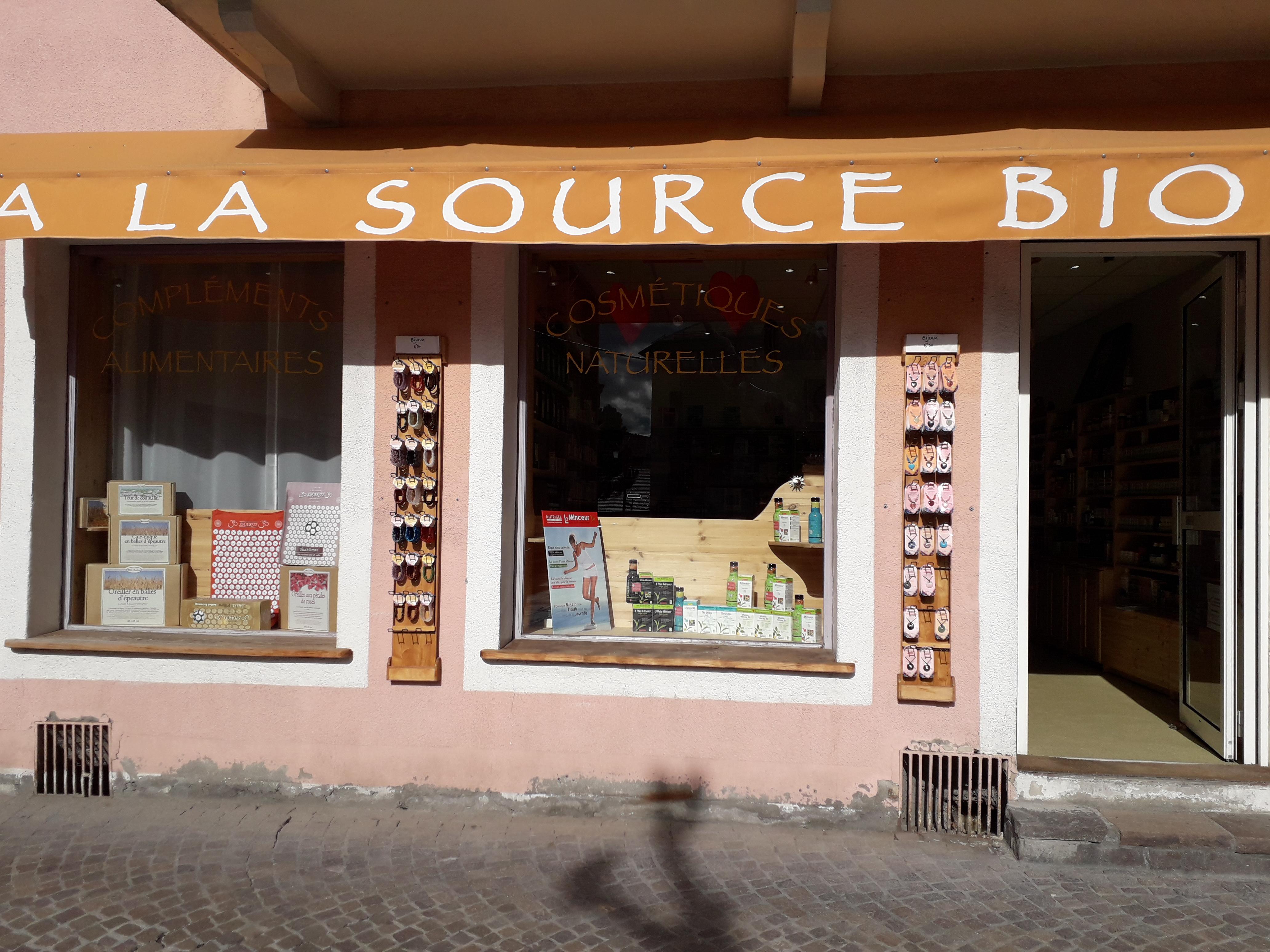 A la Source Bio