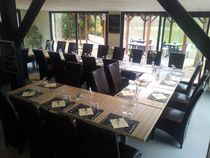 veranda banquet