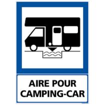Aire de camping-cars Logo Ⓒ Internet 2020