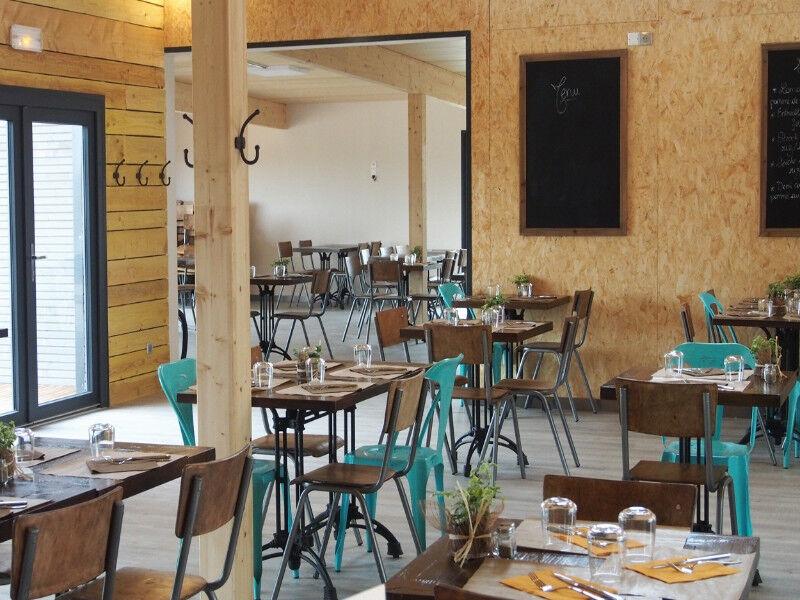 Restaurant Les Bois Flottés