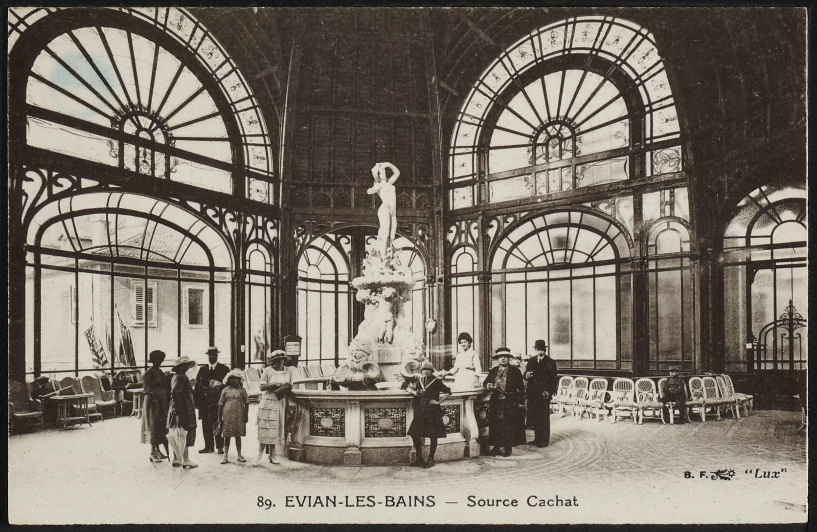 Image result for BUVETTE CACHAT evian les bains