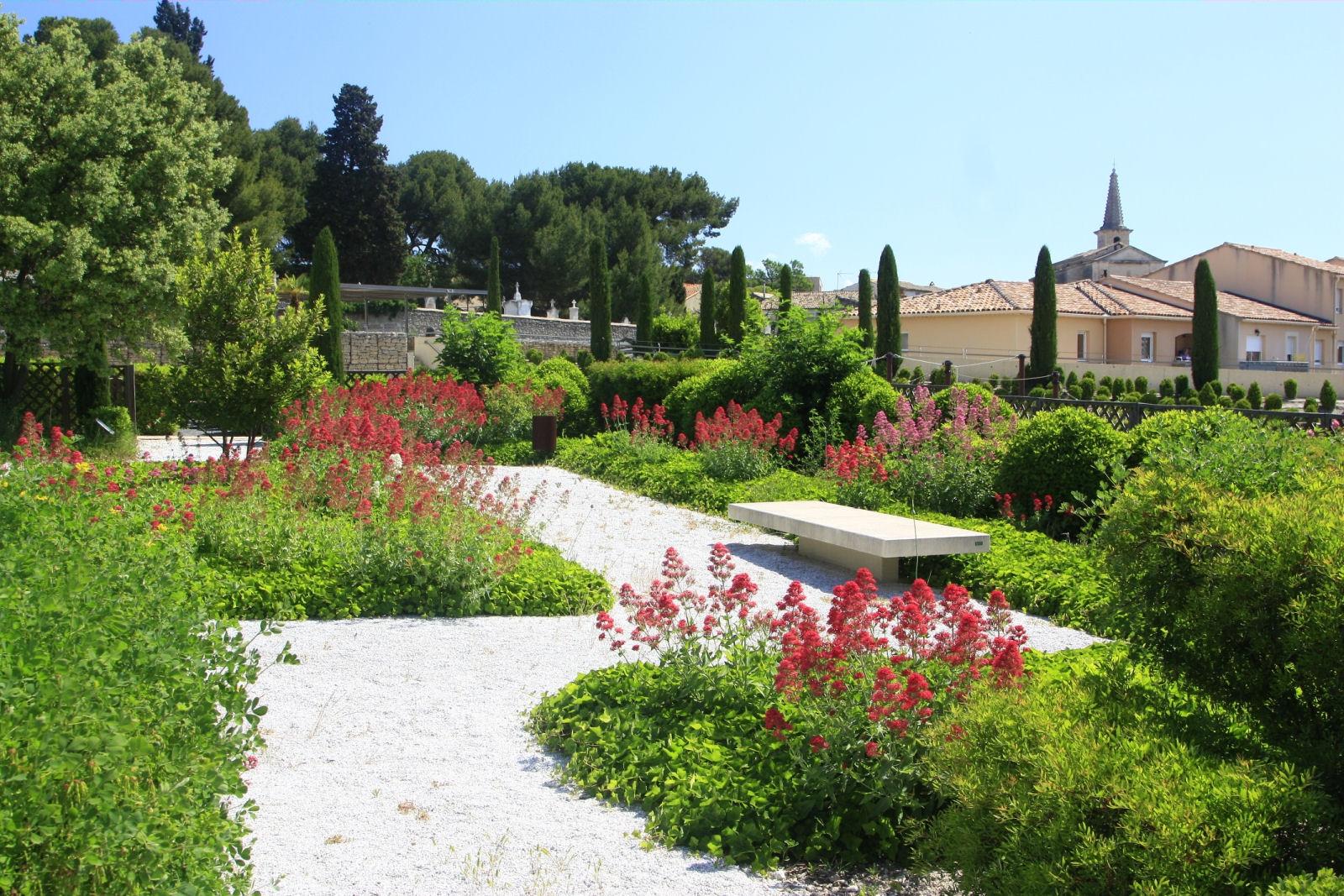 jardin romain