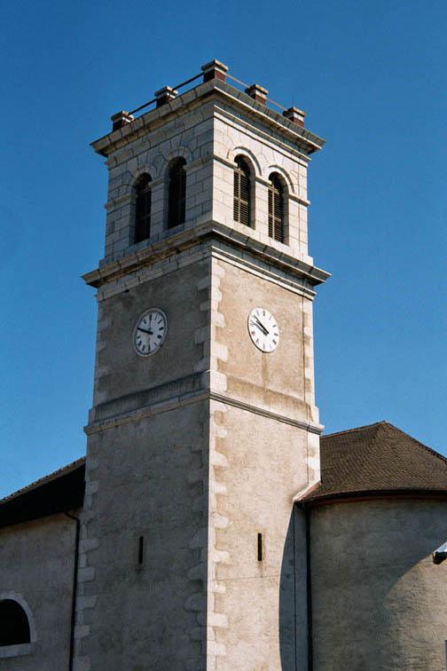 Eglise de Viry