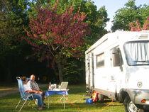ou venez avec votre camping car