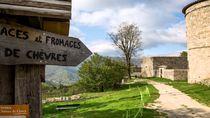 Vente des produits des producteurs au Château de Craux - Genestelle