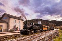 Train des Crèches au Train de l'Ardèche - Saint-Jean-de-Muzols