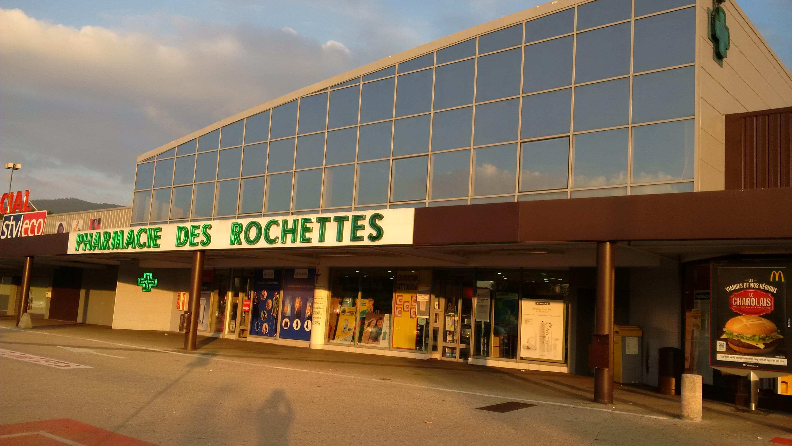 Pharmacie des Rochettes