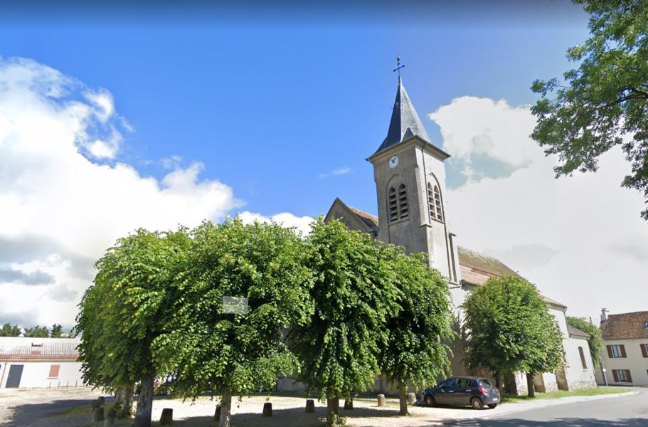 Eglise Saint-Barthélémy - Chauconin-Neufmontiers