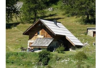 Gîte refuge La Pousterle - © B. Bonhomme