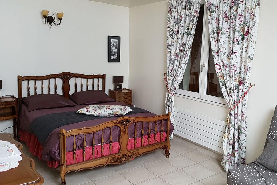 Val'go, chambre d'hôtes St Firmin, Valgaudemar - © Mme Bussière